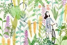 Art and Illustration / by Mari Lobo