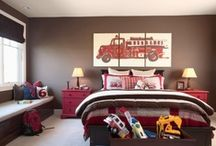 Connors Big Boy Room / by Mindy Duzan