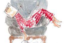 Illustrations, Inslee Haynes  / by Vicki Kase