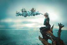 Digital Art / by Ar-Mari Rubenian