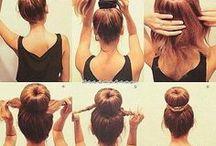 hair envy / by Michelle Underwood
