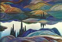 Art I love / by Donna Den Herder