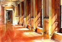 Floorplans, Models & Sketches / by Ian de Hoog