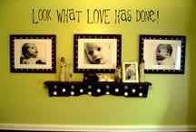 Home Decor Ideas / by Erica Orellana