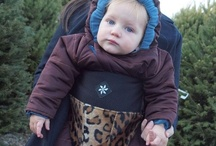 Baby-Wearing Style / by The Mom Edit