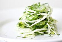 Salads & Sides / by Rebecca Koskinen