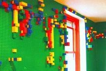 ima nerd. LEGO / by Kat. Miller
