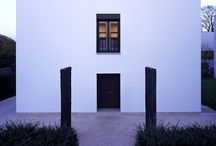 houses / casas / by Analuiza Camargo