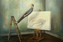 ❖ Modern Artworks. / by Noé