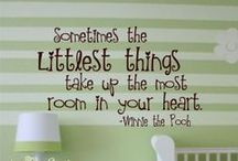 Decorating My Dream Home- Kids Rooms / by Michelle Farrell