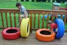 Outdoor Spaces / by Your Kid's Table {Alisha}
