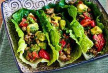 Food (healthy) / by Rose Osborne
