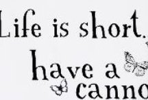 Life is short have a cannoli! / In no particular order....because I'm just not that organized!!! And ps you won't find anything low cal or remotely healthy here!!! / by Juli Callahan