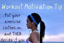 Fitness motivation / All things fitness / by Dajuanna