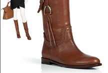 Delightful Boots / Boots Boots Boots! - Equestrian Fashion Boots, Riding Boots, Ankle Boots And More! DelightfulShopping.com / by Delightful Shopping