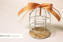 DIY Ornaments / Make your own ornaments for holidays and parties. / by Craft Snob