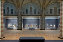 Take a look inside! / 8.000 treasures in 80 rooms tell the story of 800 years of art and history from the Middle Ages to Mondrian. A must see in the Netherlands! / by rijksmuseum