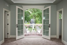 Doors, Gates and other Portals / primarily exterior doors and garden gates / by ThreadBenders Design Studio
