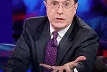 *Colbert Gimme Gimme Hand* / by Michelle Barghout