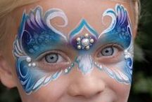Face Painting / by KimAndChristy Moelling