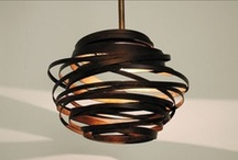 Some Light | Some Lamps / Everything you need to know about lighting and lamps. / by Angela Dondi