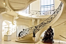 Stairways | Entrances | Foyers / by Luxury Home Magazine | LHM