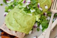Vegetarian Main Dish / by Heather Novak