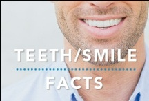 Smile Facts / Invisalign's favorite tidbits about smiling, teeth and orthodontic health!   / by Invisalign