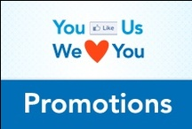 Invisalign Promotions / Find out about the latest Invisalign giveaways and sweepstakes. / by Invisalign