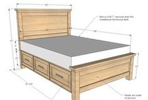 * DIY - Furniture * / Furniture plans and tutorials, mostly. / by June