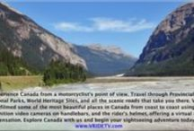 Favorite Places to Travel / Motorcycle touring and adventure travel videos from all across Canada. http://www.vridetv.com