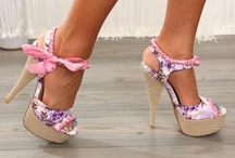 Shoes & Accessories  / by Rhiannon May