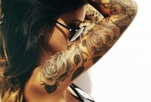 tattoos / ideas / by Kat Monroe