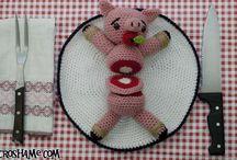 crochet / by Jen Miller-Brady