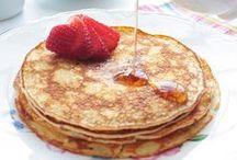 Recipes - breakfast / by Terrie Madigan Garrett