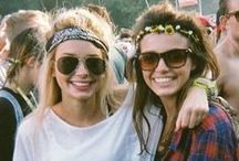 Festival Fashion! / Seventeen Fashion Director Gina Kelly's favorite summer festival looks! / by Seventeen Magazine