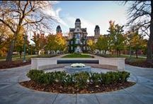Welcome to the Hill / Take a look at the place we call home. / by Syracuse University