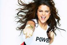 Selena Gomez / Who runs the world? Selena! #17GirlPower / by Seventeen Magazine