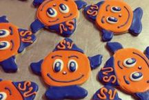 Orange Eats / Food tastes better when it's SU themed! Share your photos of orange treats by tagging them with #SyracuseU. / by Syracuse University