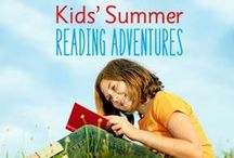 Summer Reading 2014 / Use #SummerReading to let us know what's on your book list this summer! / by Indigo | Chapters