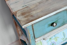 "Furniture ""Recycle"" Ideas / by Anna Walker"