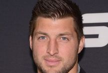 """Timothy Richard Tebow: Perfection  / """"If you believe, unbelievable things can sometimes be possible...Great things are only possible if you are under very tough circumstances."""" ~ Tim Tebow after the Broncos THIRD overtime win / by Bethany Lauren Carpenter"""