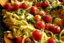 My favorite foods are Italian foods / by Jennifer Cartright