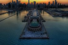 Chicago / #Chicago #photography #travel #entertainment #hotels #restaurants #events / by Fiona M