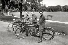 RIDES (2 wheels or less) / bikes & motorcycles. / by Doug Eymer