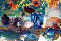 Watercolor instruction / by Karen Griffin