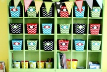 Crafty Artsy Spaces / by Toni Kwaiser