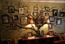 Pictures and Wall Art / Ideas for photo's/pictures and art projects for your walls.  Most are DIY projects.            / by Teressa Casteel Stuckey