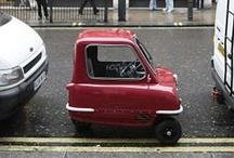 Mini Cars / by Seba Steed