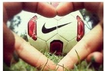 SOCCER<3 / by Pauline Bicking